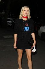 Ashley James At LOTD launch party, London