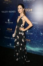 "Autumn Reeser At ""Valley Of Bones"" Premiere in Hollywood"