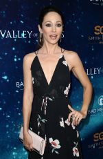 """Autumn Reeser At """"Valley Of Bones"""" Premiere in Hollywood"""