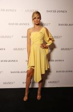 Bridget Malcolm At David Jones S/S 2017 Collections Launch in Sydney
