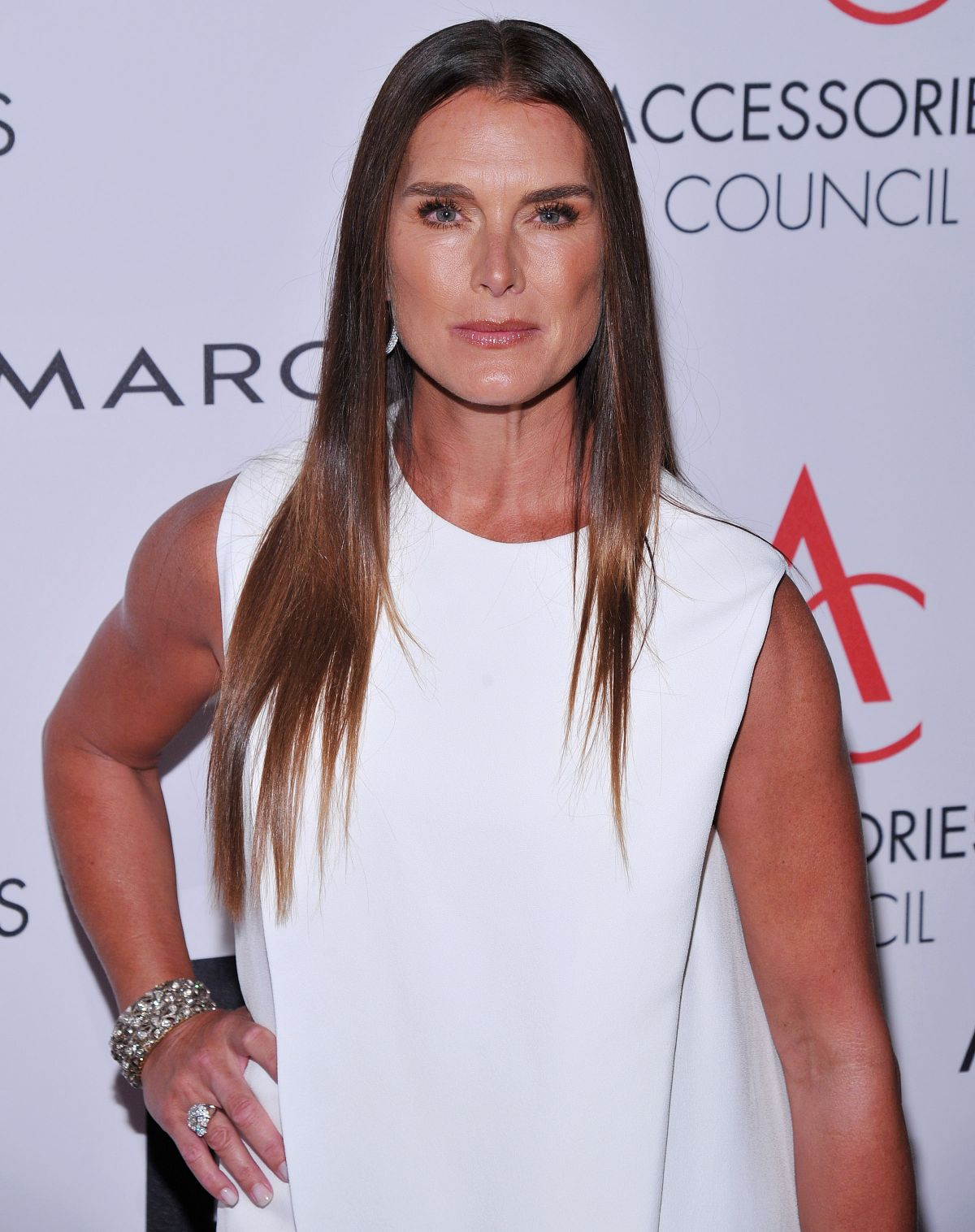 Brooke Shields At Annual Ace Awards In Nyc Hailey Baldwin
