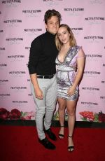 Cailee Rae At PrettyLittleThing x Olivia Culpo collection launch, Los Angeles