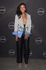 Cairo Peele At Growing Up Supermodel Premiere at a Private Estate in Studio City