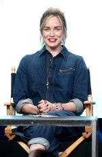 Caity Lotz At 2017 Summer TCA Tour - Day 9 in Beverly Hills