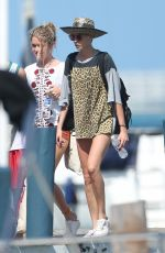 Cara Delevingne During her Birthday trip to Mexico