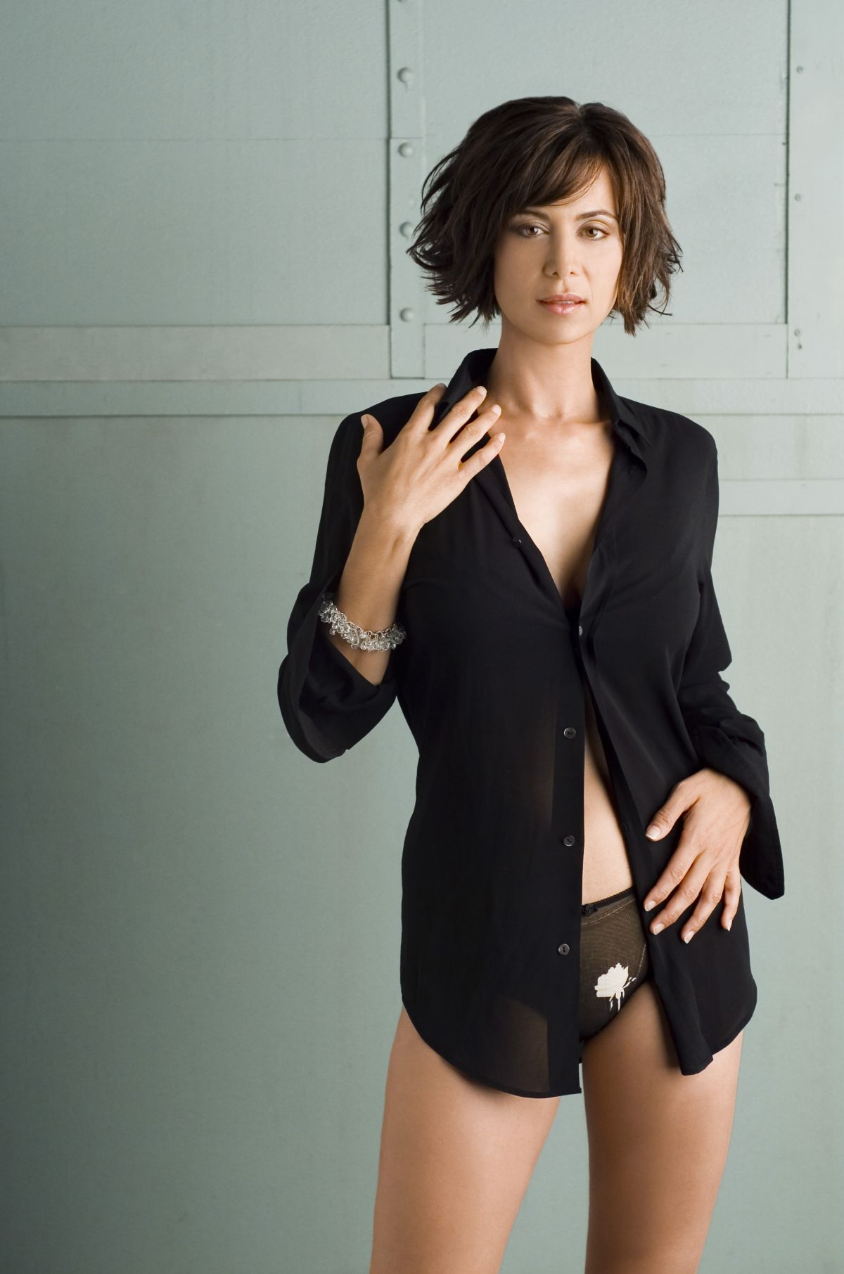 Catherine Bell At Kevin Foley Photoshoot 2002 Celebzz