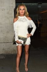 Chloe Crowhurst At LOTD launch party, London