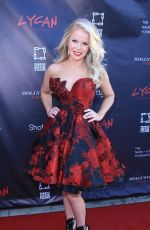 Crystal Hunt At Premiere Of MVD Entertainment Group