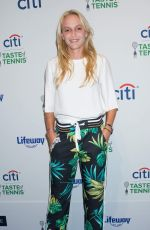 Donna Vekic At Taste of Tennis Party in New York