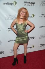 """Elissa Dowling At """"Hatchet"""" 10th Anniversary red carpet celebration at ArcLight Cinemas in Hollywood"""