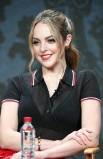 Elizabeth Gillies At 2017 Summer TCA Tour - Day 9 in Beverly Hills