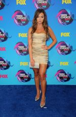 Erika Costell At Teen Choice Awards, Los Angeles