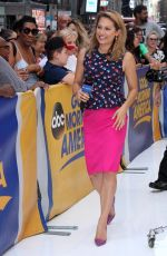 Ginger Zee Announces she