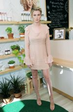 Ireland Baldwin At the Biolage R.A.W. Styling experience in New York