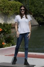 Jennifer Carpenter Arrives at 74 Venice Film Festival