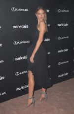Jesinta Franklin At Prix De Marie Claire Awards, Sydney, Australia
