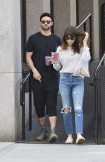 Jessica Biel Out and about in New York