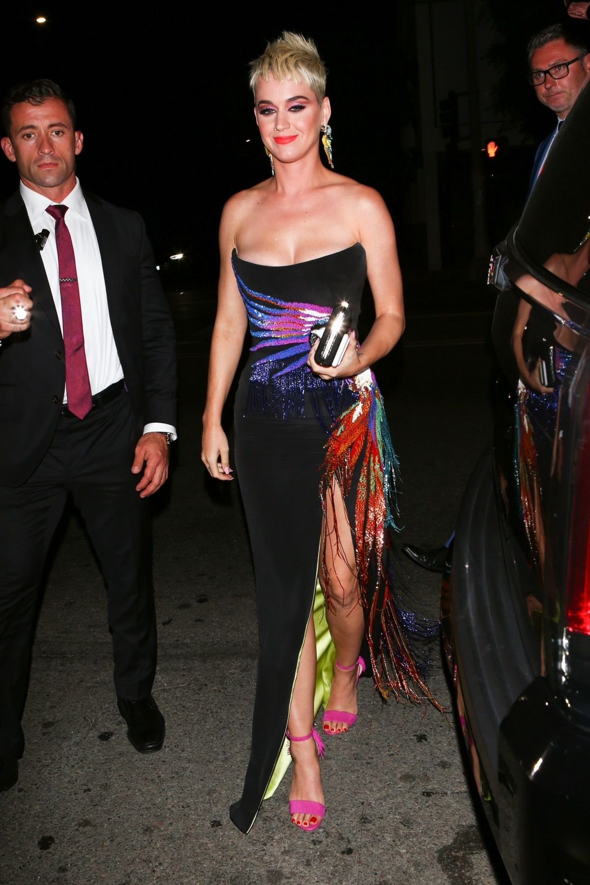 ba74dce7a7f Katy Perry At the UGG x Jeremy Scott Collaboration Launch Event in ...