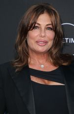 Kelly LeBrock At Growing Up Supermodel Premiere at a Private Estate in Studio City