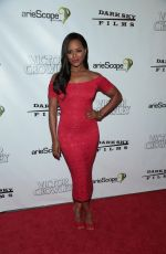 "Krystal Joy Brown At ""Hatchet"" 10th Anniversary red carpet celebration at ArcLight Cinemas in Hollywood"