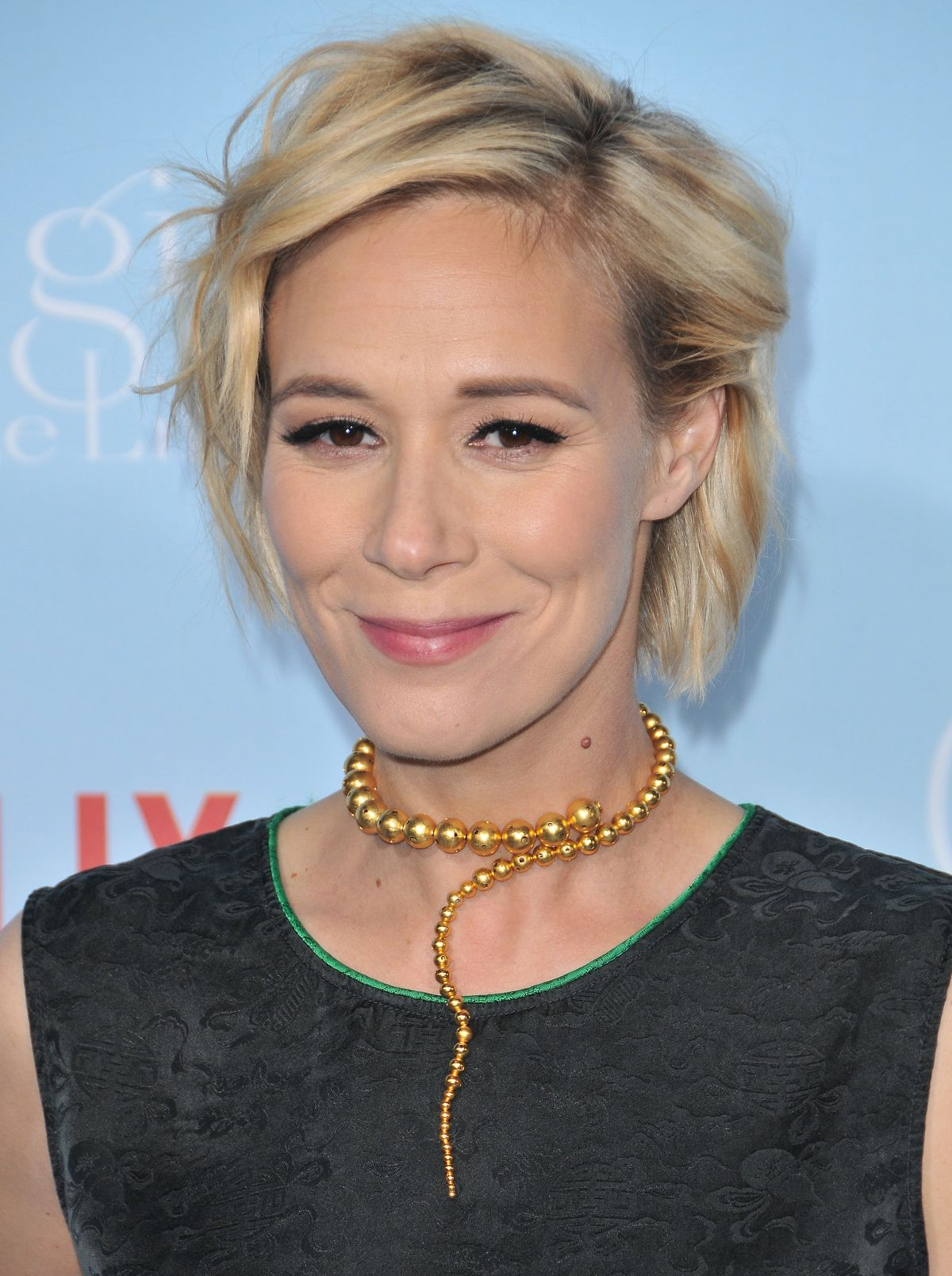 Liza Weil At Gilmore Girls: A Year In The Life Premiere