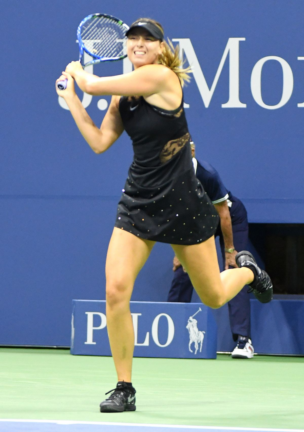 sharapova us open