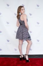 Meg Donnelly At ShangriLa Global launch party, Los Angeles