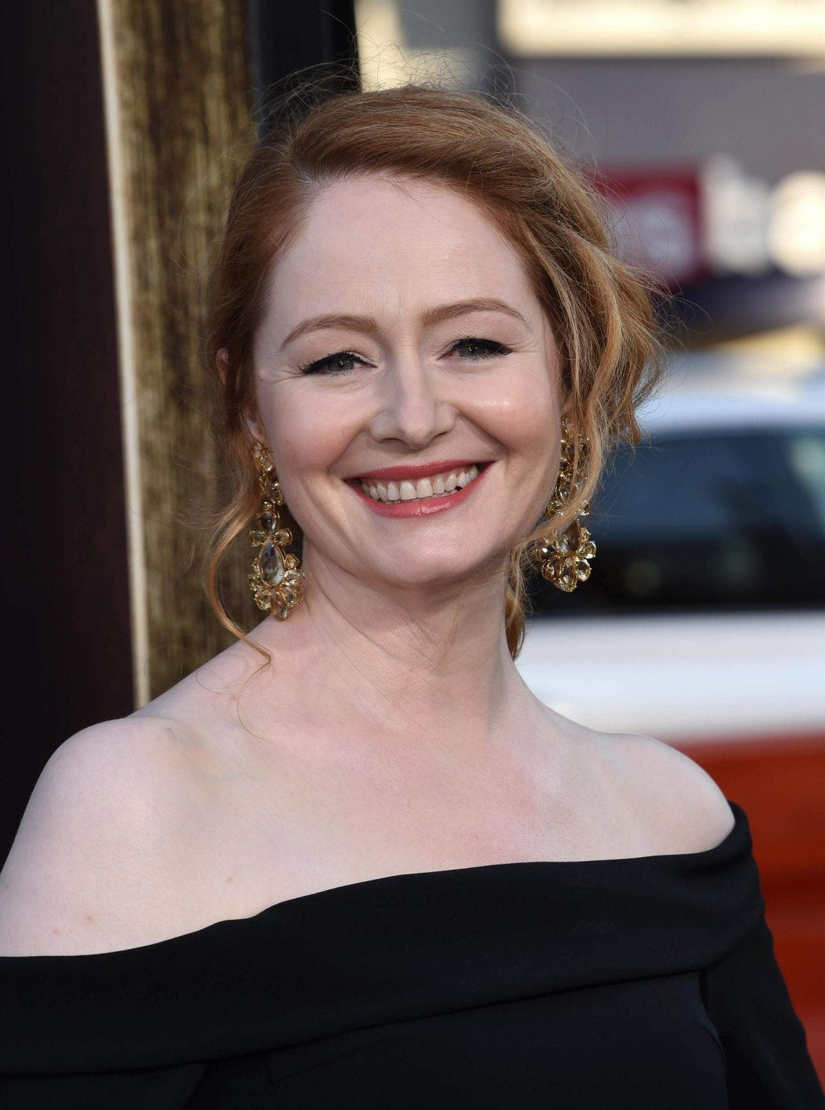Miranda Otto At Annabelle Creation Film Premiere Los