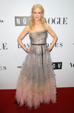 Nicole Kidman At NGV Gala in Melbourne