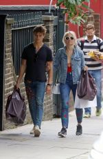 Pixie Lott Shopping in London