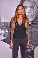 Sophia Thomalla At Memorial Event for Oliver Rath in Berlin