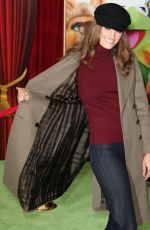 """Stana Katic At """"The Muppets"""" premiere, Hollywood"""