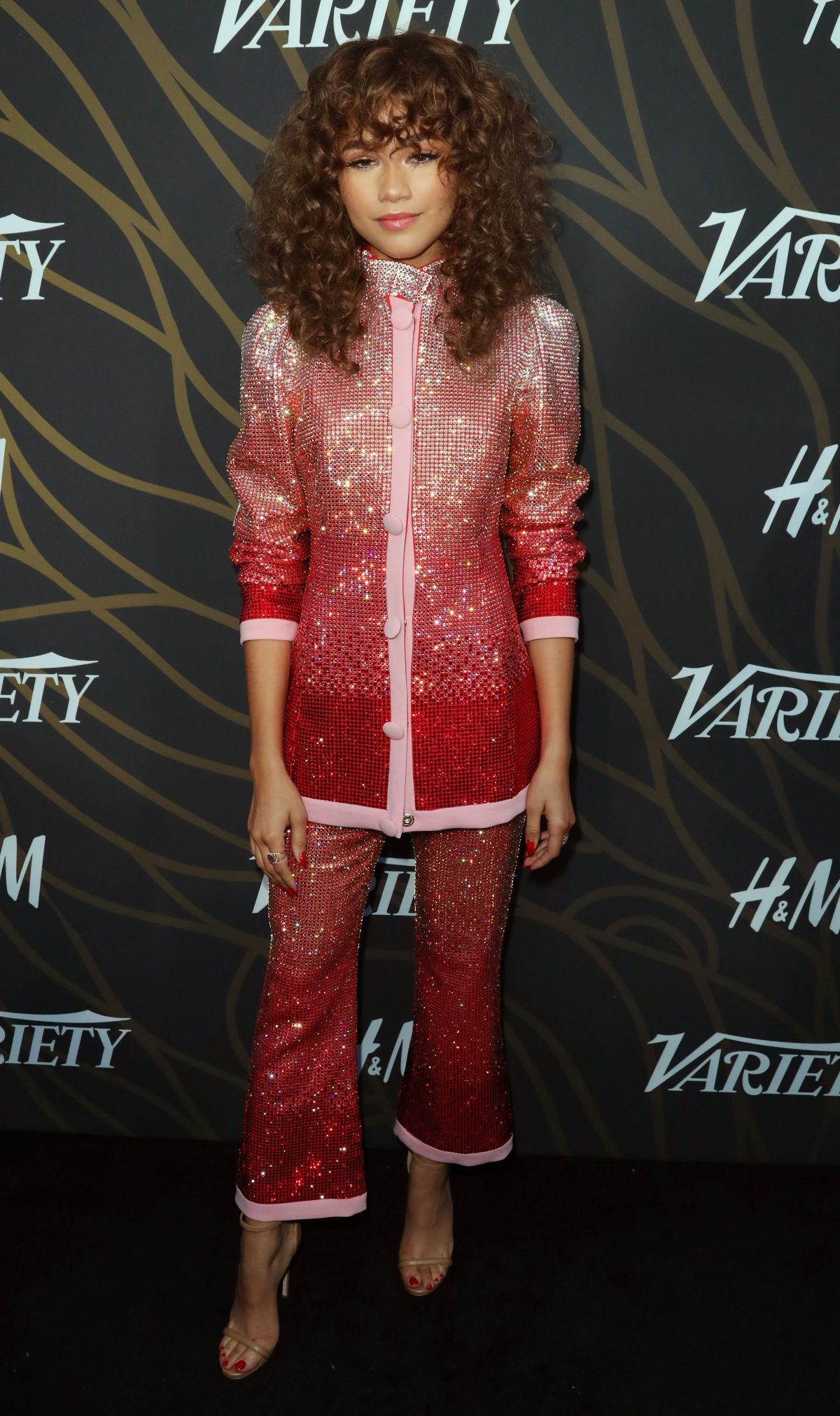 Zendaya Coleman At Variety Power Of Young Hollywood in LA