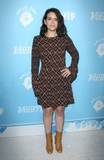 Abbi Jacobs At Variety and Women in Film Emmy Nominee Celebration, Los Angeles