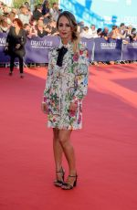 Alice Belaidi At 43rd Deauville American Film Festival Opening Ceremony