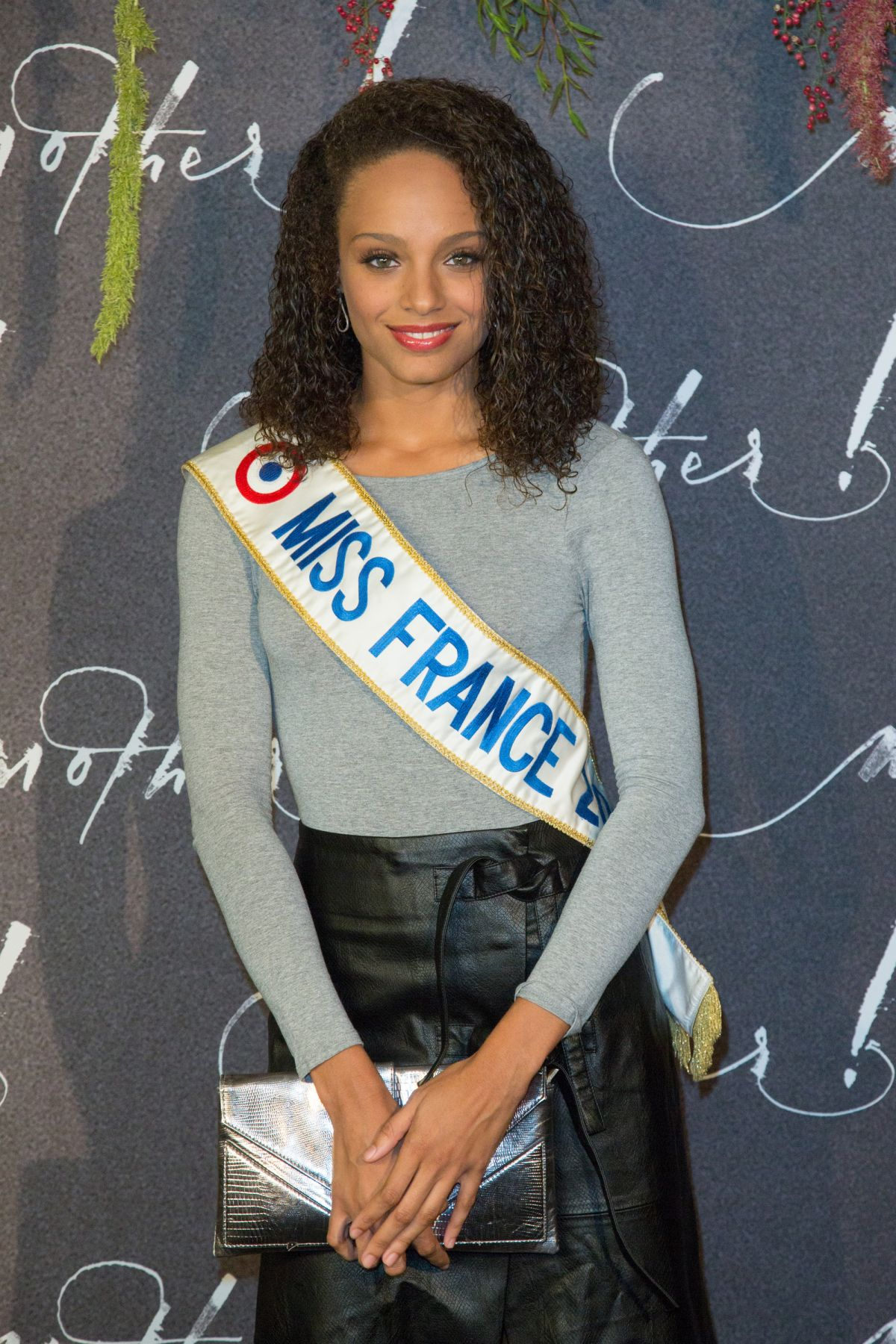 Alicia Aylies At Mother! premiere in Paris