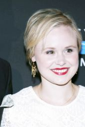 Alison Pill At Mercy For Animals Annual Hidden Heroes Gala, New York