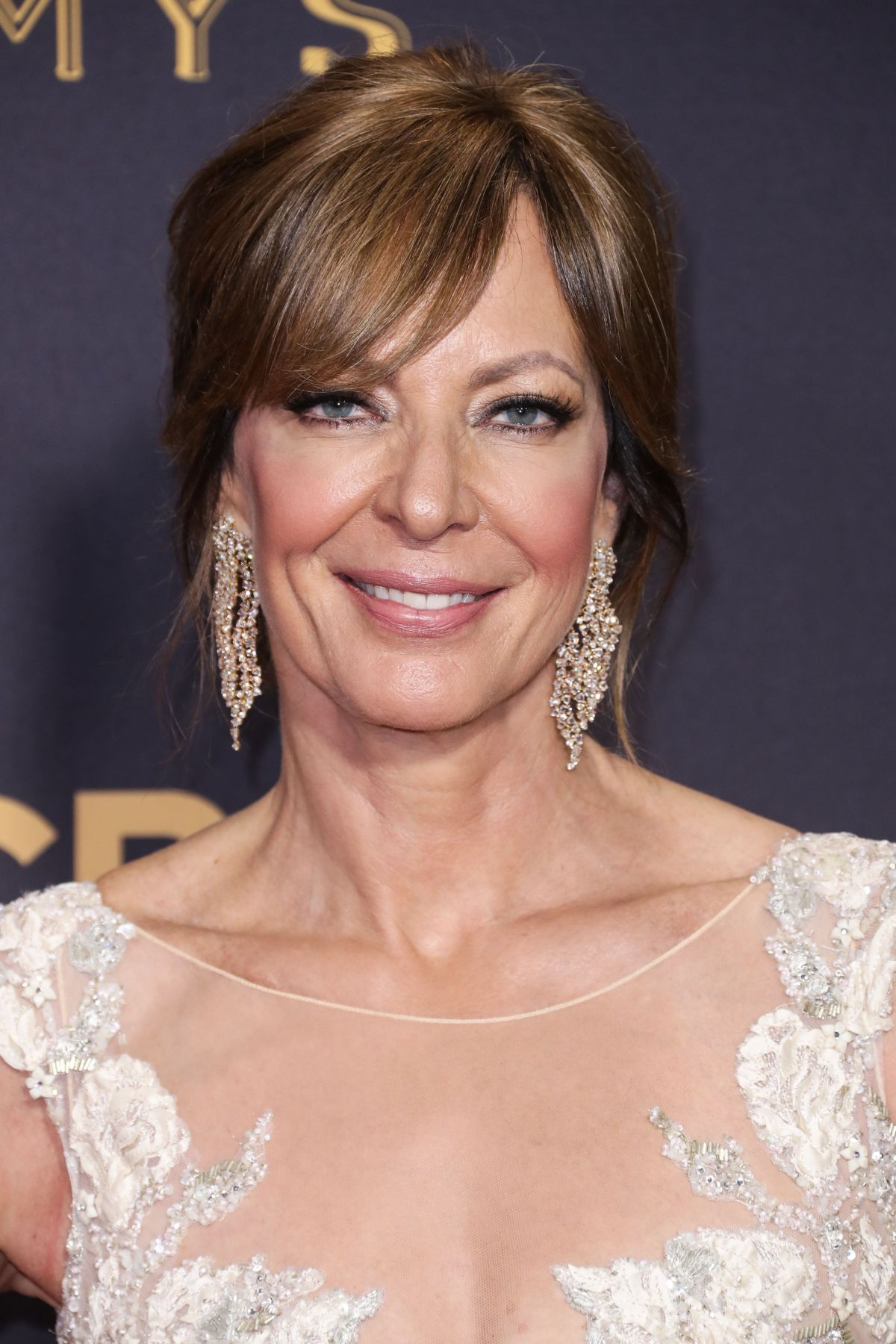 Allison Janney At 69th Annual Primetime Emmy Awards in Los ...