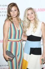 Aly Michalka & AJ Michalka At Women Making History Awards, Los Angeles
