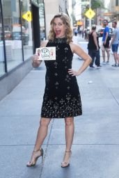 Andrea Barber Seen out in Manhattan