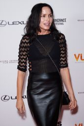 Andrea Corr At the Raindance Film Festival Opening in London
