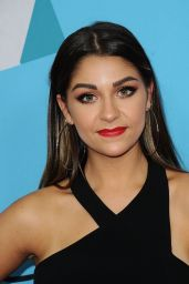 Andrea Russett At 7th Annual Streamy Awards, Los Angeles