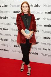 Angela Scanlon At Marie Claire Future Shapers Awards, London, UK