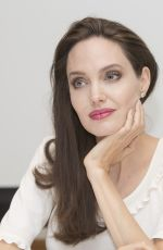 Angelina Jolie At the