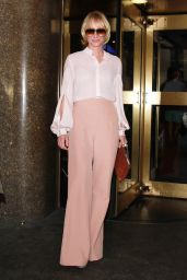 Anne Heche in New York
