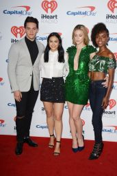 Ashleigh Murray At iHeartRadio Music Festival Day Two in Las Vegas
