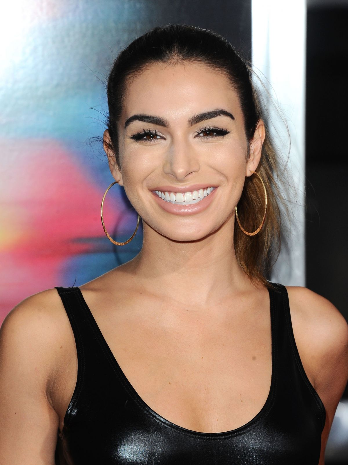 Ashley Iaconetti At 'Flatliners' Premiere in Los Angeles