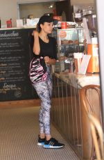 Asifa Mirza Grabs some pastries in Beverly Hills
