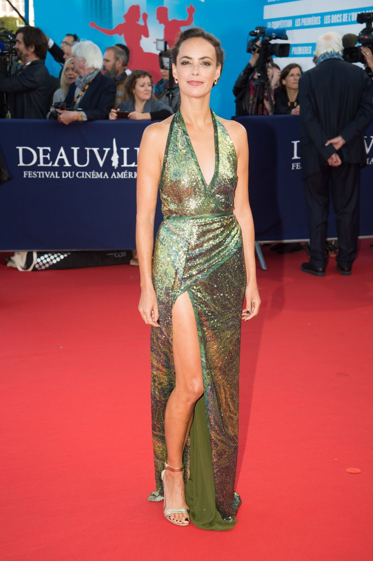 Bérénice Bejo At 43rd Deauville American Film Festival Opening Ceremony