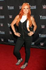 Becky Lynch At WWE Presents
